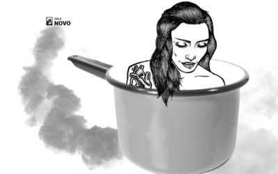 Breve historia de la rabia o del punto de ebullición del agua