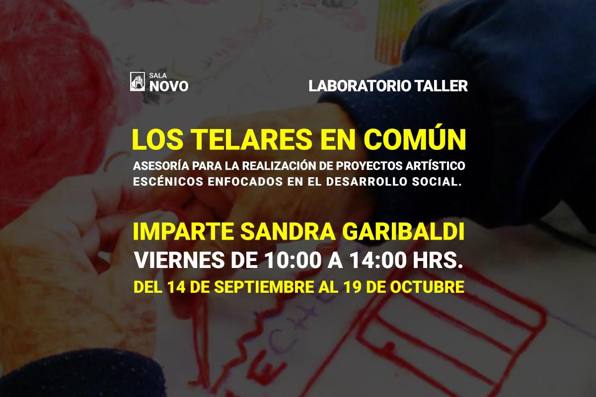 Laboratorio-Taller: Los telares en común