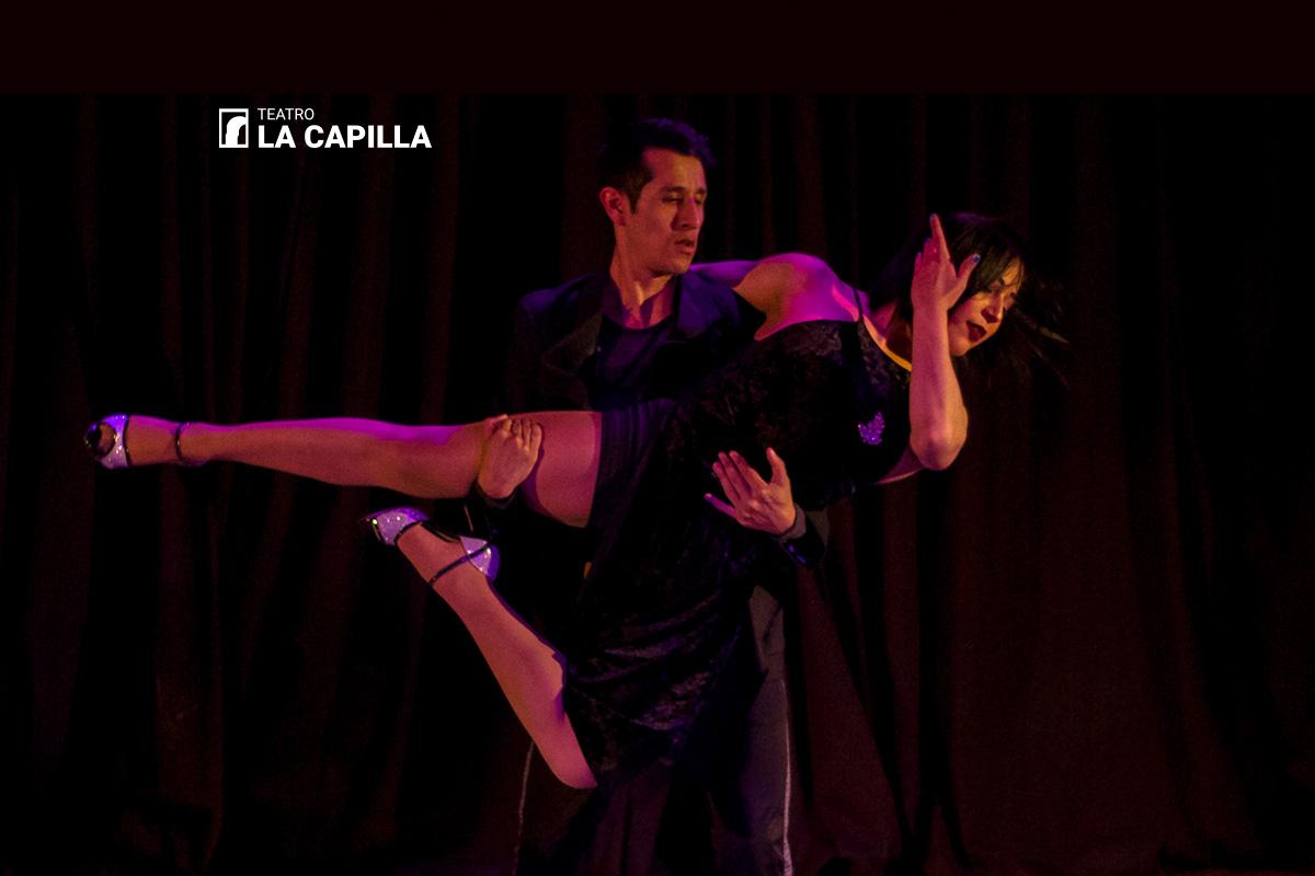 Al tango lo vivo así
