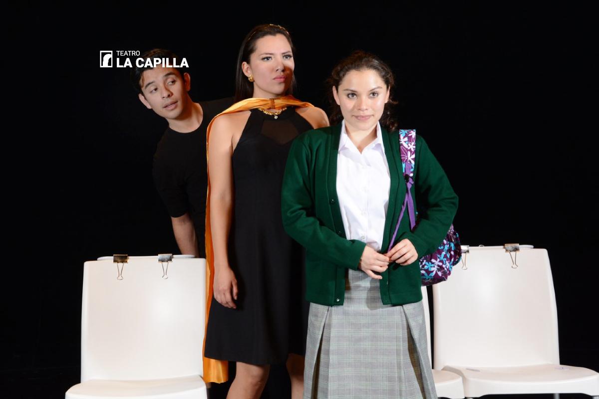 Juana y la modelo pasajera
