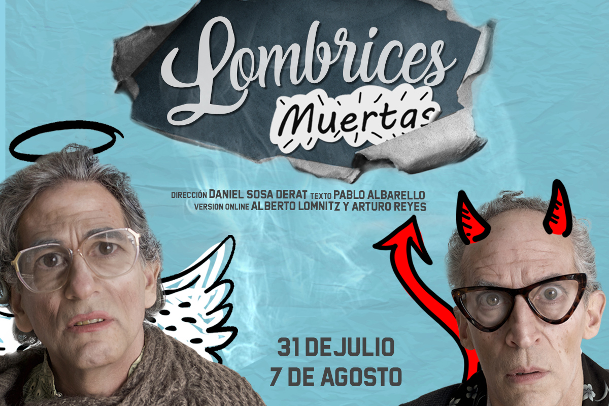 Lombrices muertas