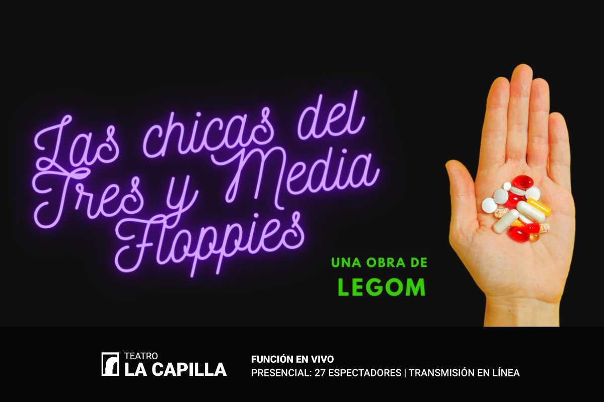 Las chicas del tres y media Floppies
