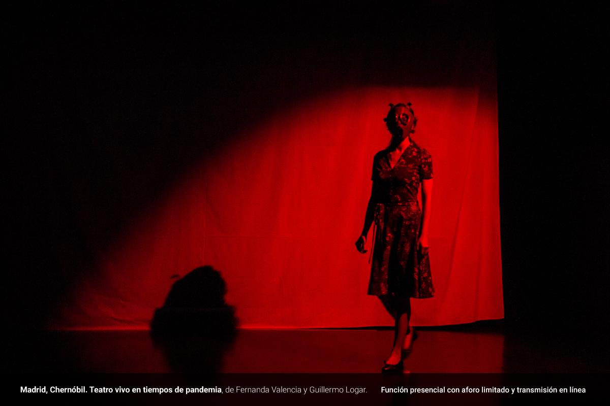 Madrid, Chernóbil. Teatro vivo en tiempos de pandemia